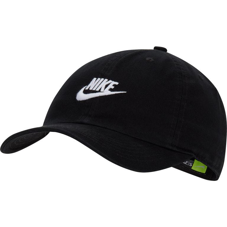 Boné Nike Futura Heritage86 Adulto Unissex - Preto