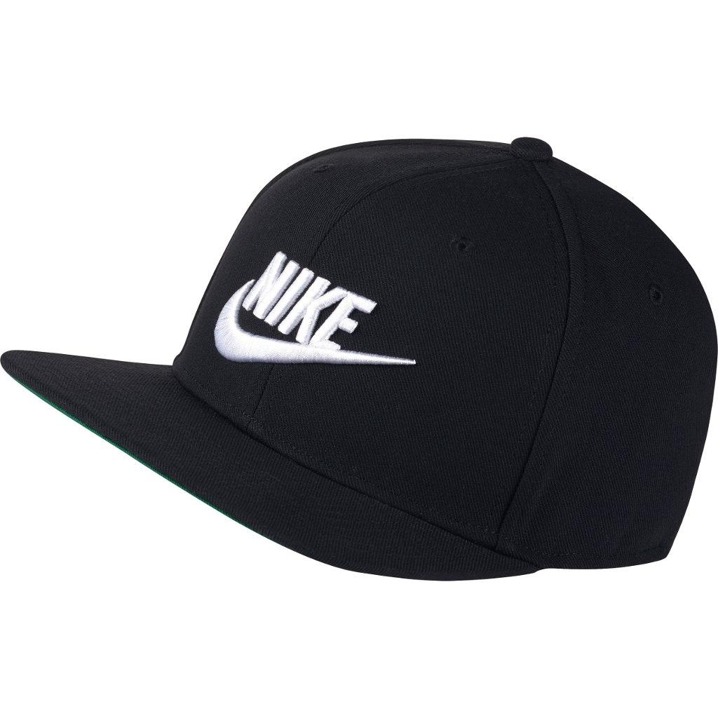 Boné Nike Futura Pro - Preto/Verde
