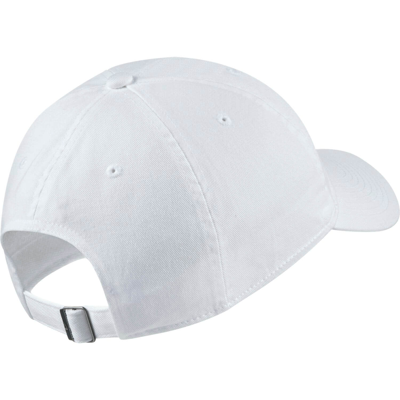 Boné Nike H86 Heritage86 Futura Washed - Branco