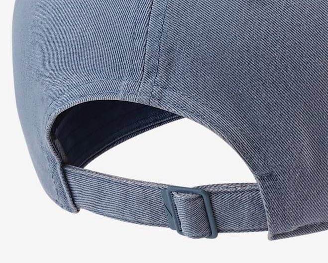 Boné Nike Heritage86 Washed Skate Hat - Azul