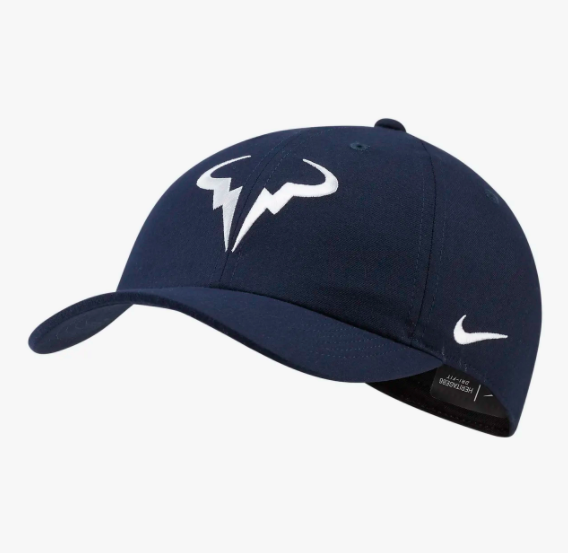 Boné Nike Rafael Nadal Aerobill H86 Azul Marinho