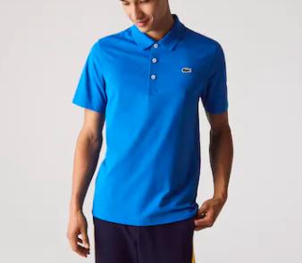 Camisa Lacoste Sport Polo -  Azul