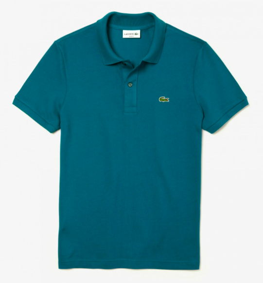 Camisa Lacoste Sport Polo L1212 21 AE8- Blue-ae8