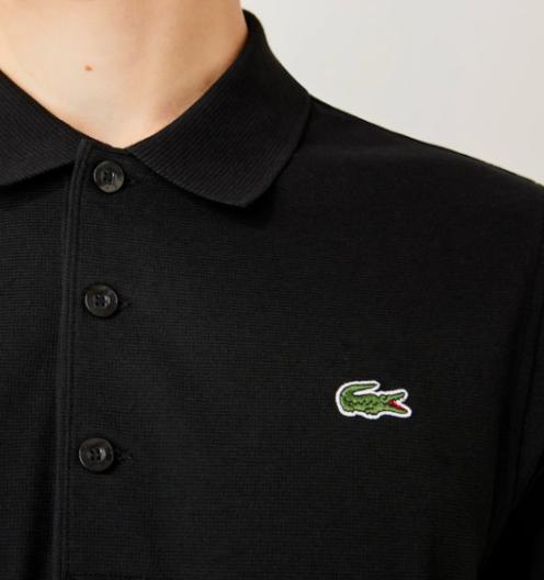 Camisa Lacoste Sport Polo -  Preto