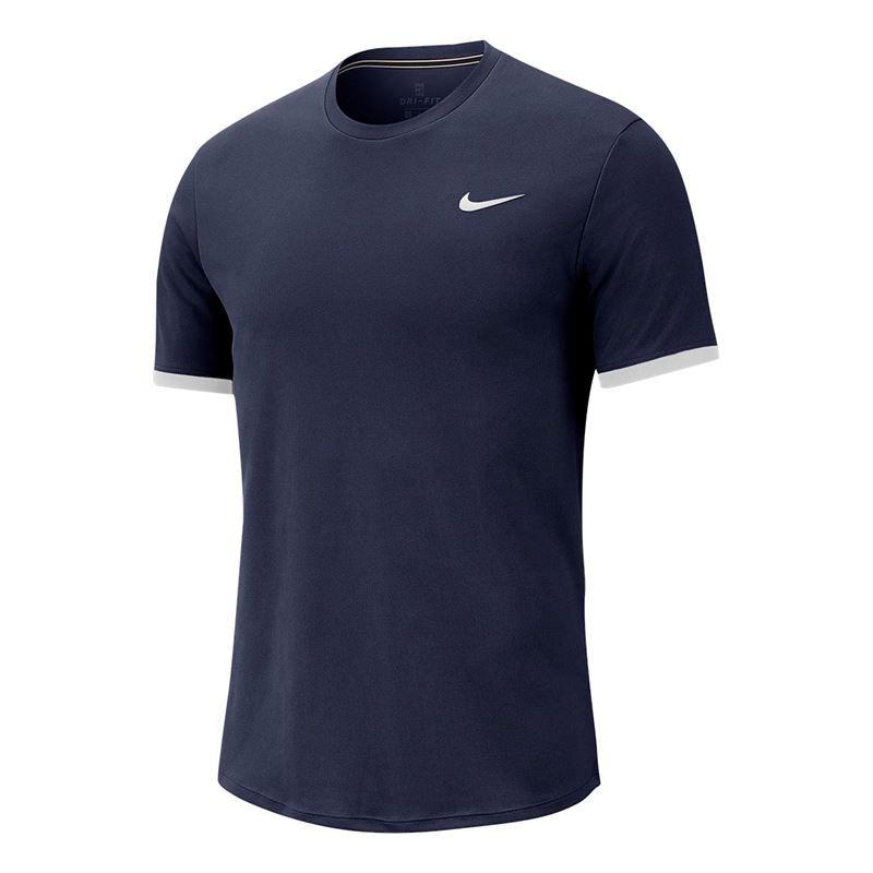 Camisa Nike Dry - Azul Marinho