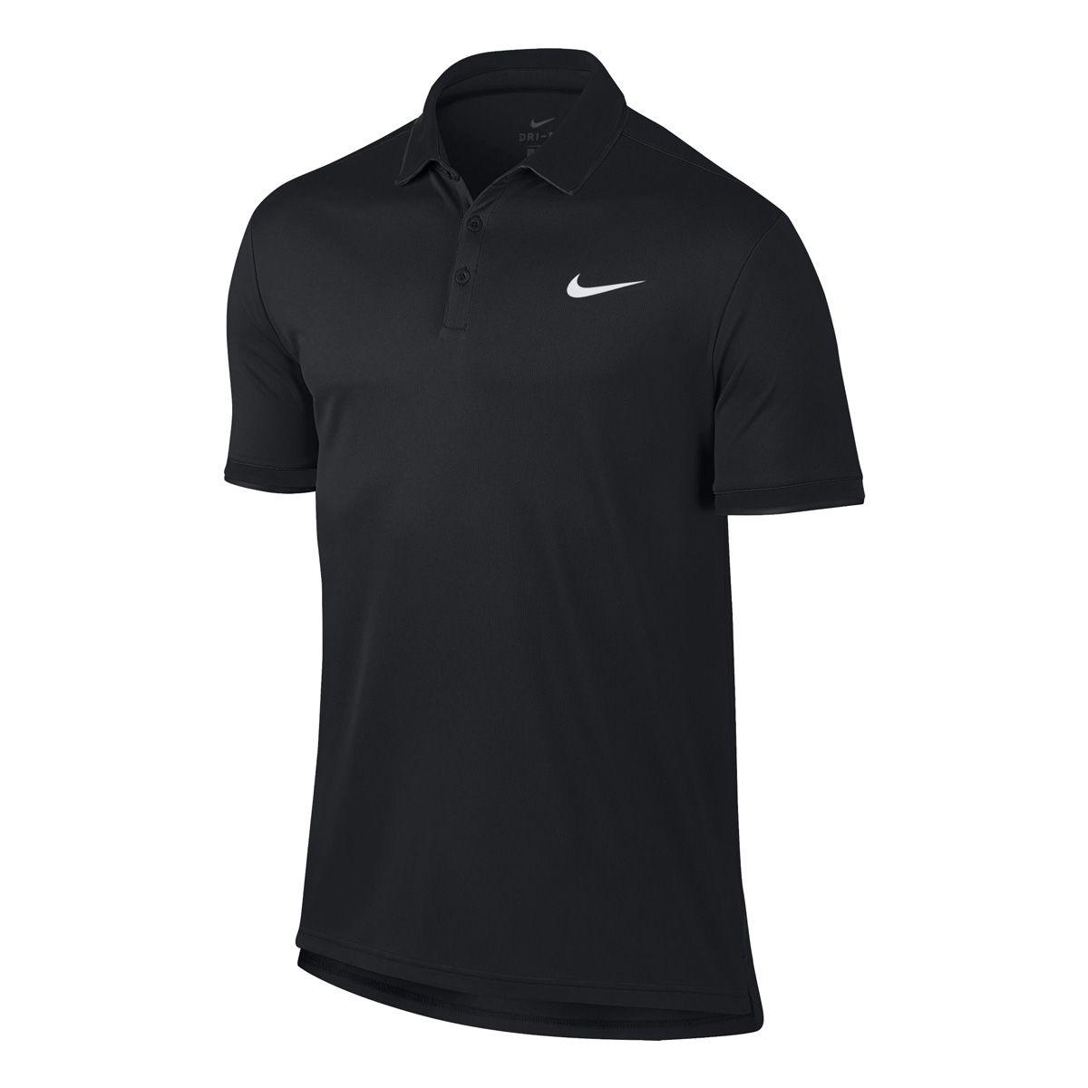 Camisa Polo Nike Dry – Preto