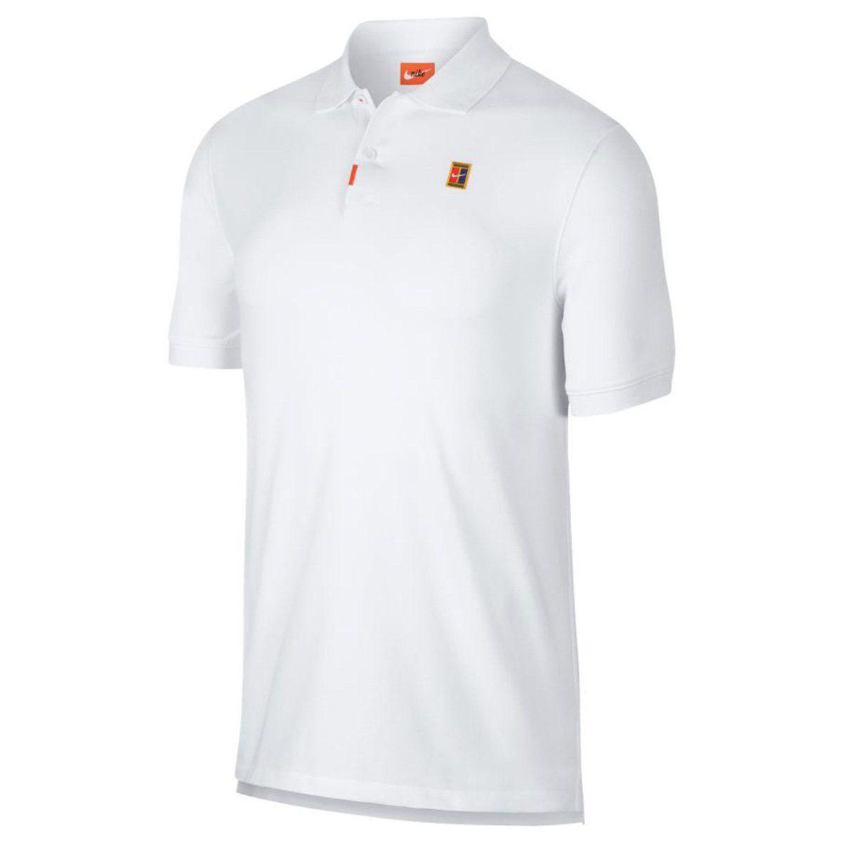 Camisa Polo Nike Natural Performance - Branco