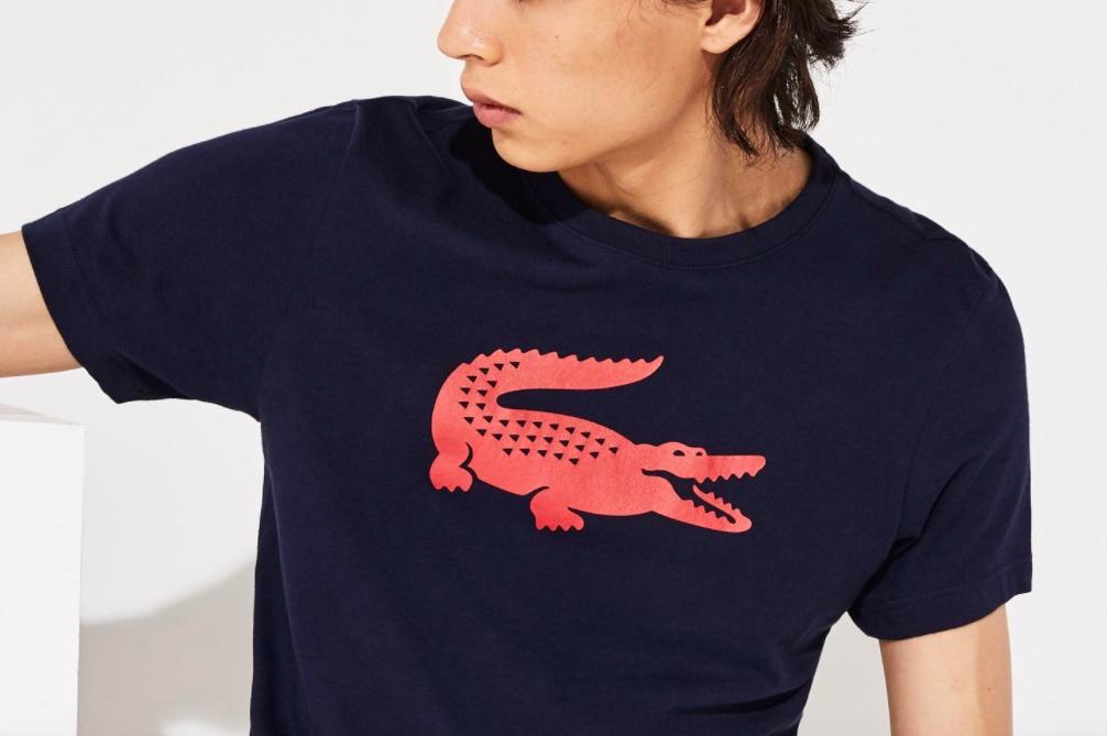 Camiseta Lacoste Sport Ultra Dry TH3377-21-551 Azul