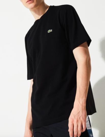 Camiseta Lacoste Sport Ultra Light Tennis TH7418-21-031 Preto
