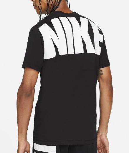Camiseta Nike Dri Fit Cotton Extra Bold DB5967-011 Preto