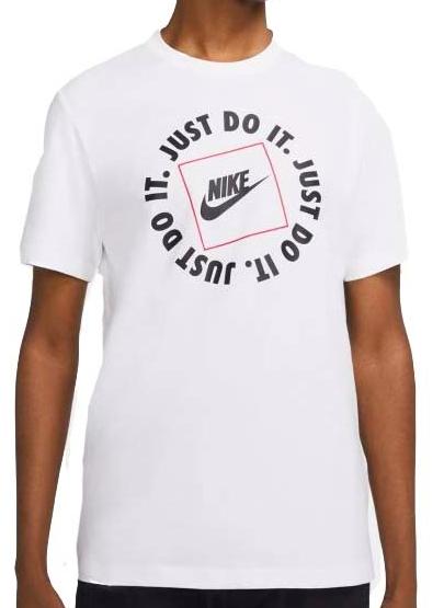 Camiseta Nike Just do It DA0238-100 Branco