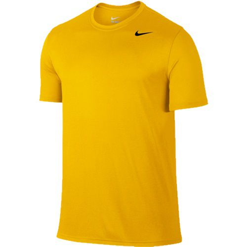 Camiseta Nike The Nike Tee Dri-Fit - Amarelo