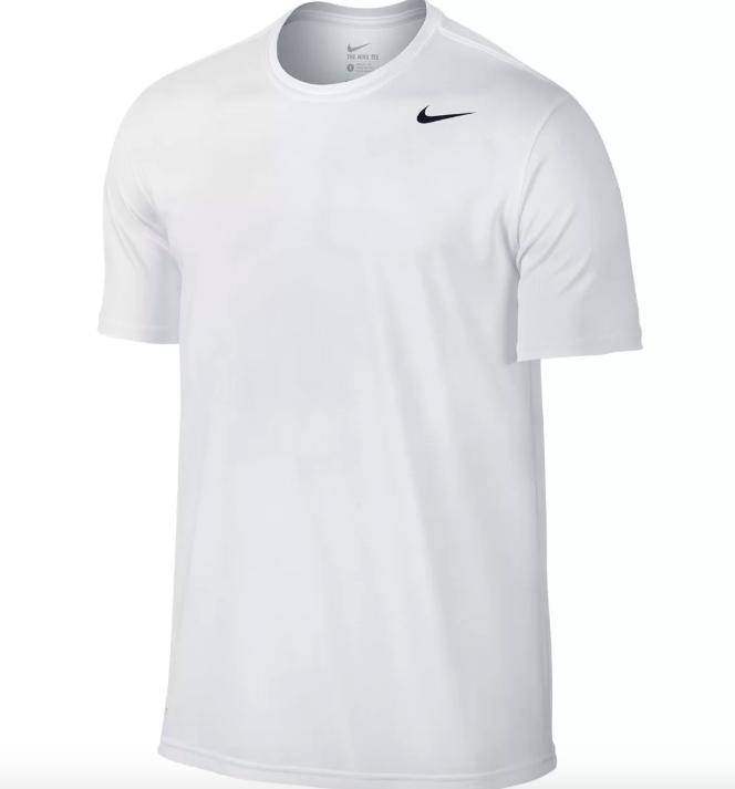 Camiseta Nike The Nike Tee Dry - Branco