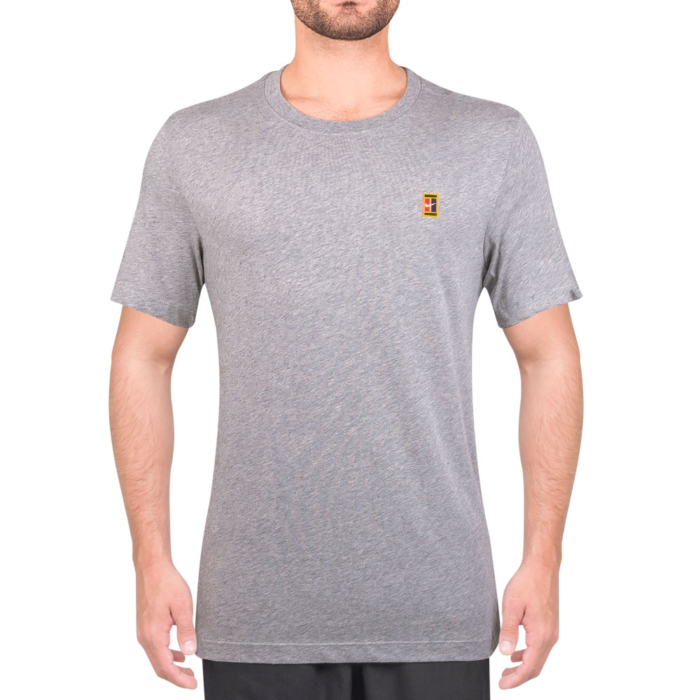 Camiseta NikeCourt Cinza BV5809-063