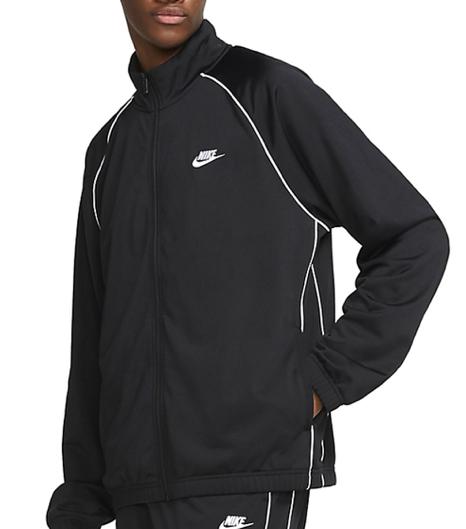 Conjunto Agasalho Nike Tracksuit Preto (Blusa e Calça)