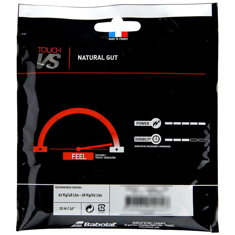 Corda Babolat Touch VS Natural Gut 1,30/16 - AZUL
