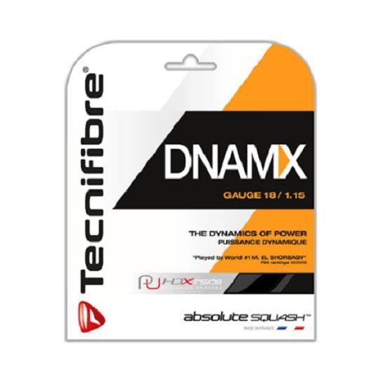 Corda de Squash Tecnifibre DNAMX 1.20mm (17) 1 Set