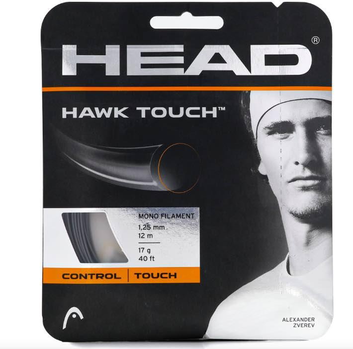 Corda Head Hawk Touch 17L 1.25MM Chumbo - Set Individual