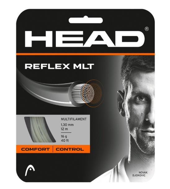 Corda Head Reflex MLT 16L 1.30MM Bege - Set Individual