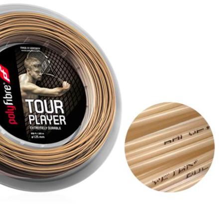 Corda Polyfibre Tour Player 1,25mm - Rolo com 200m