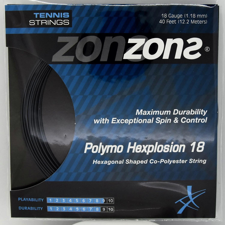 Corda Zons Polymon Hexplosion 18 1,18mm – Set Individual