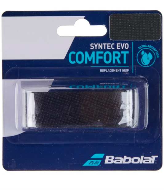Cushion Grip Babolat Syntec Evo Comfort- Preto