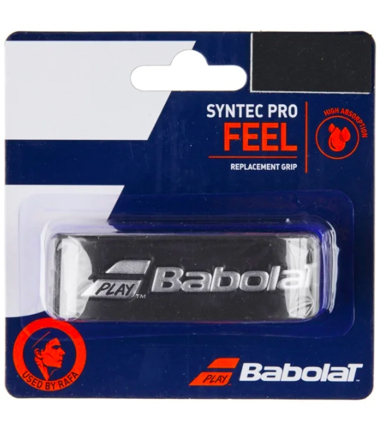 Cushion Grip Babolat Syntec Pro Feel - Preto
