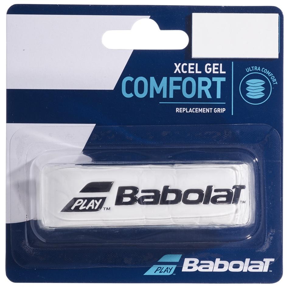 Cushion Grip Babolat Xcel Gel Comfort - Branco