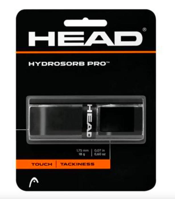 Cushion Grip Head Hydrosorb Pro Preto