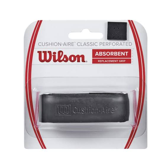 Cushion Grip Wilson Cushion-Aire Classic Perforated - Preto