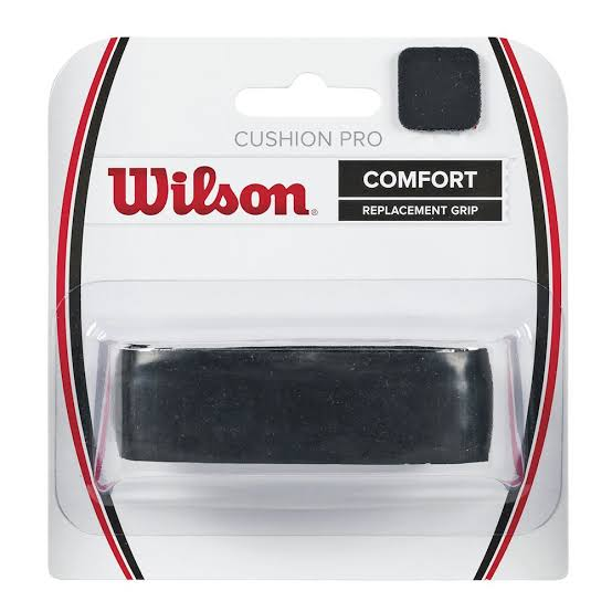 Cushion Grip Pro Wilson- Preto