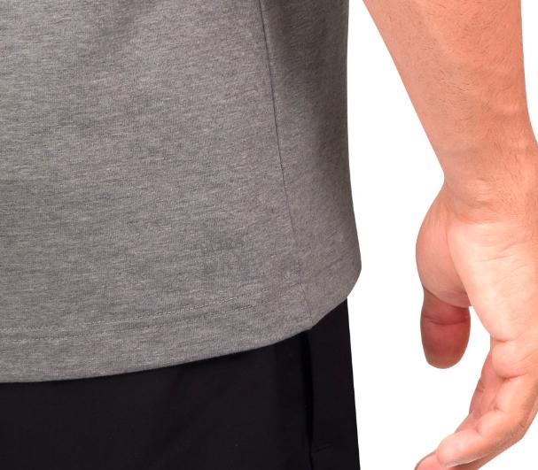 Camiseta Lacoste Sport Tennis TH7618-21-CCA CINZA