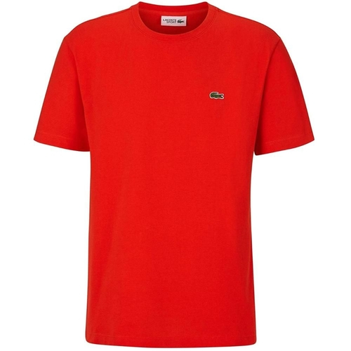 Camiseta Lacoste Sport Ultra Light Tennis TH7418-21-S5H Vermelho