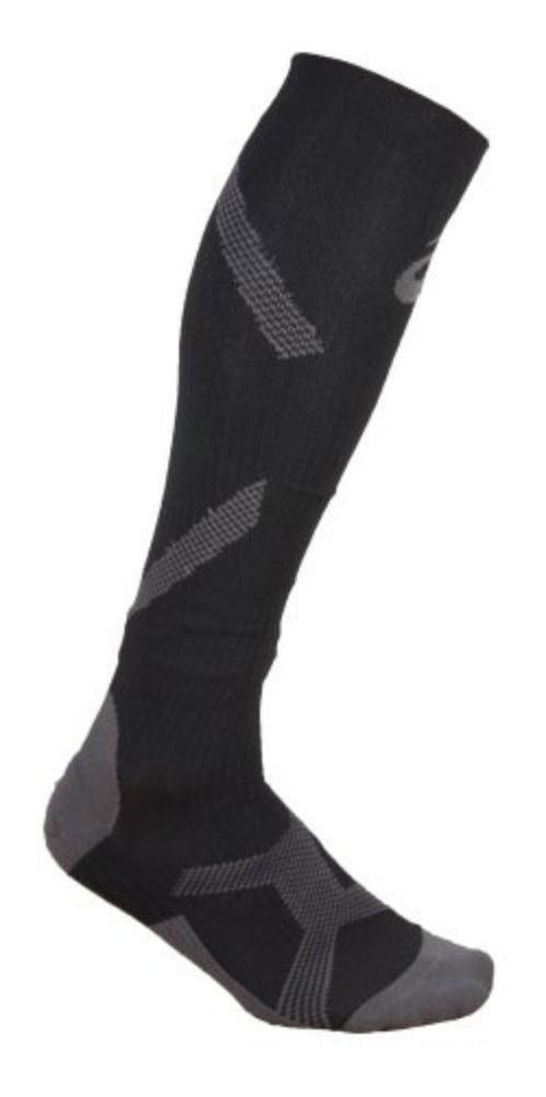 Meia Asics Recovery Compression Sock Masculina (34-38)