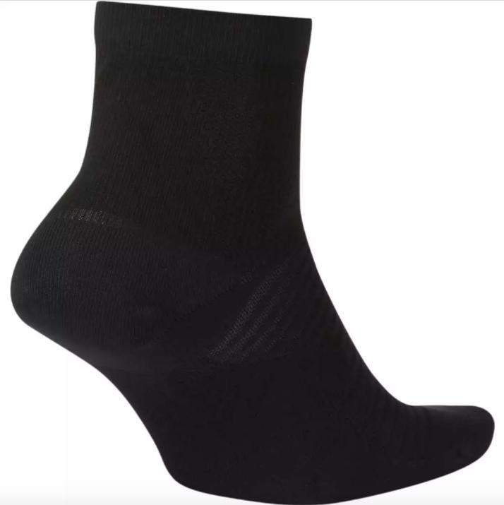 Meia Nike Spark LightWeight Ankle Running - 39/41 Preta