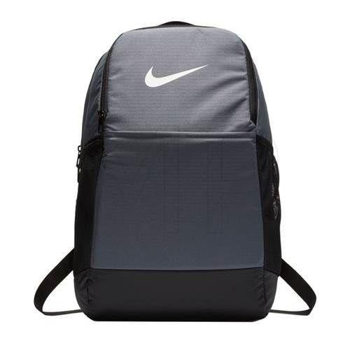 Mochila Nike Brasilia 24L ( Média) - Cinza