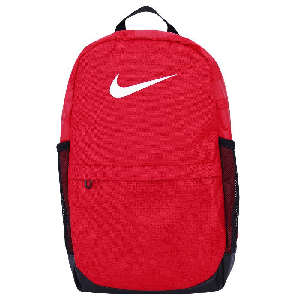 Mochila Nike Brasilia 24L ( Média) - Vermelho