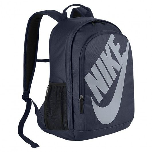 Mochila Nike Hayward Futura 25L - Azul/Cinza