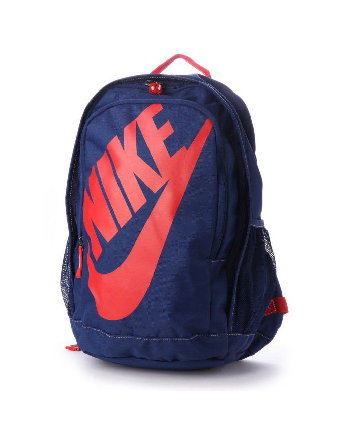 Mochila Nike Hayward Futura 25L - Azul/Vermelho