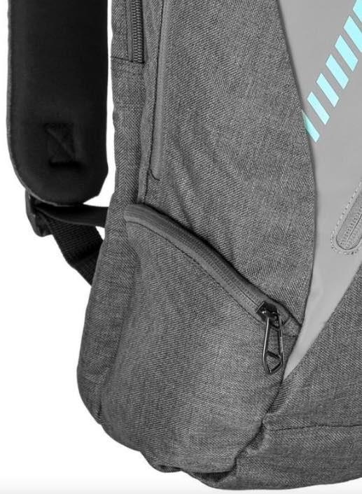 Mochila Tecnifibre Women Tempo Backpack 2021 Cinza