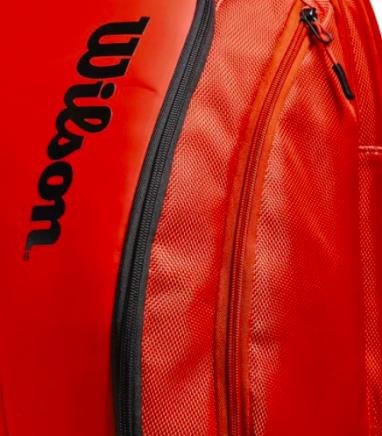 Mochila Wilson Federer DNA Backpack Vermelho