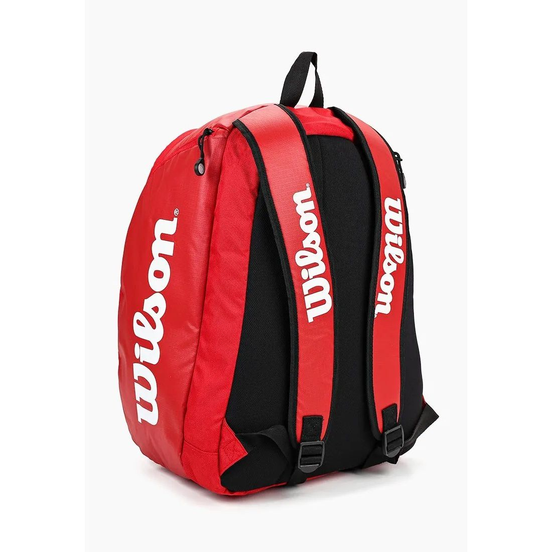 Mochila Wilson Tour Backpack Vermelha