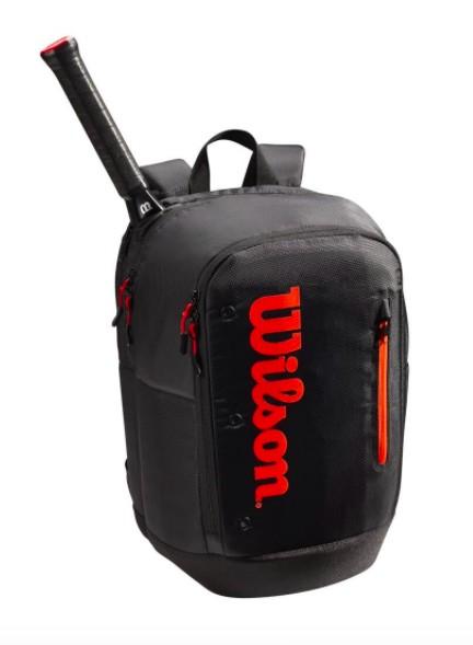 Mochila Wilson Tour Backpack Vermelho/Preto