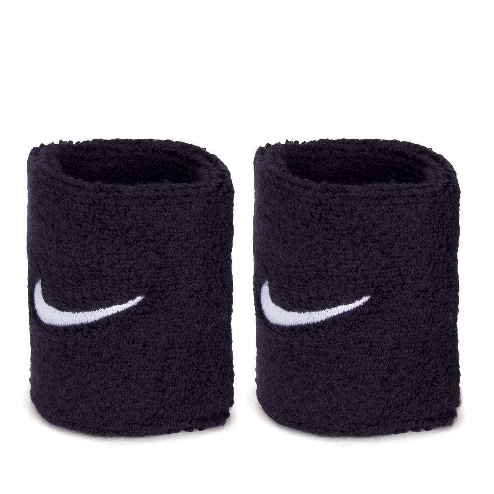 Munhequeira Nike Swoosh Pequena - Marinho - 01 Par