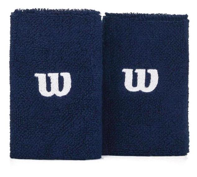 Munhequeira Wilson Grande Azul Marinho - 1 Par