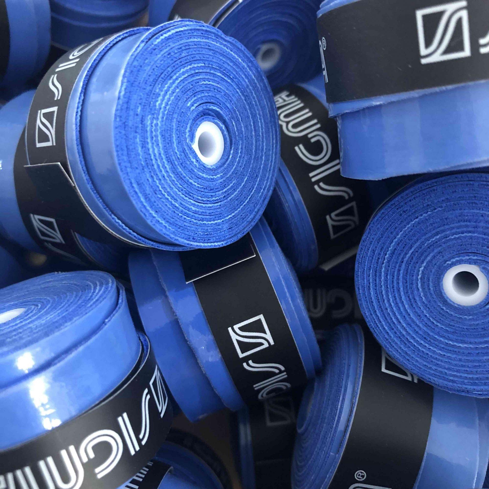 Overgrip Sigma Soft Tack - 18 Unidades - Azul