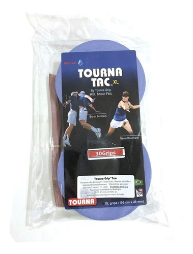 Overgrip Tourna Tourna Tac Xl - 30 unidades