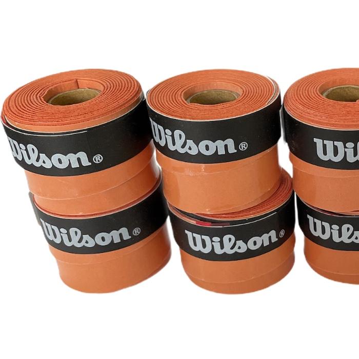 Overgrip Wilson Ultra - 10 Unidades - Marrom