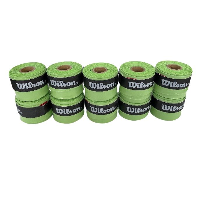 Overgrip Wilson Ultra - 10 Unidades - Verde