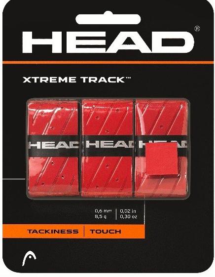 Overgrip Head Xtreme Soft - Vermelho